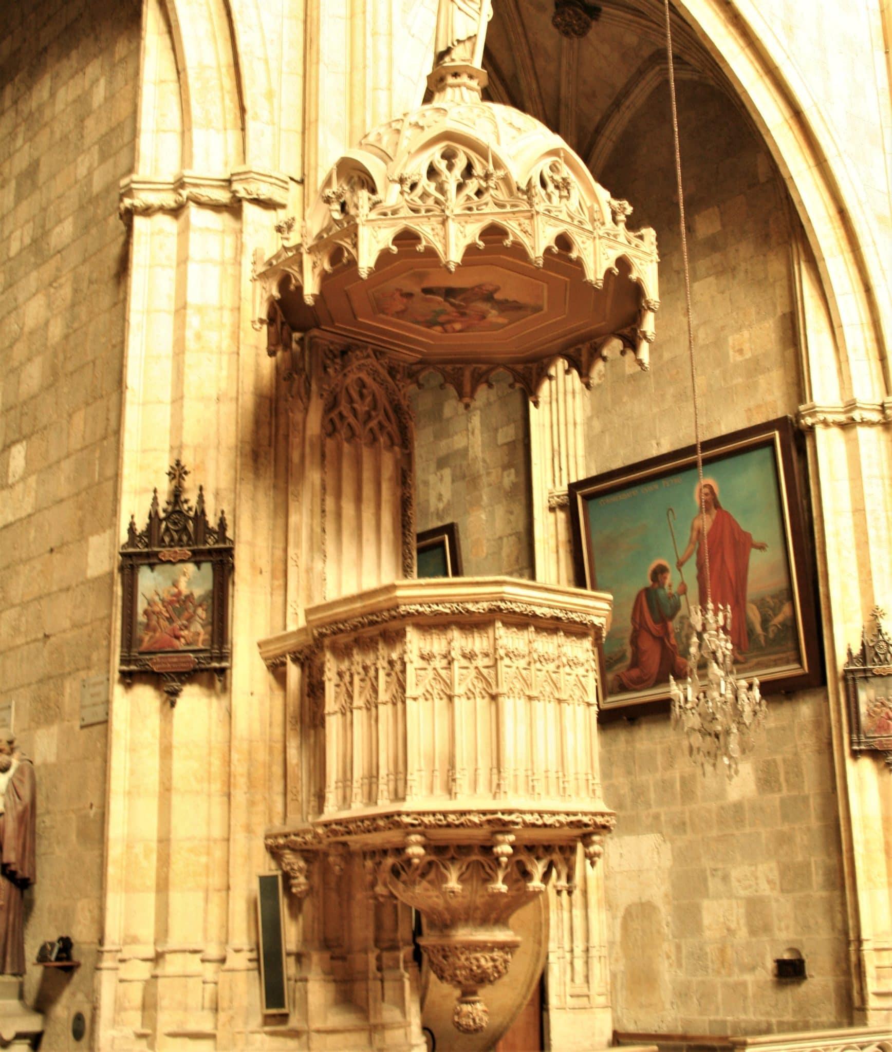 Gothic Pulpit