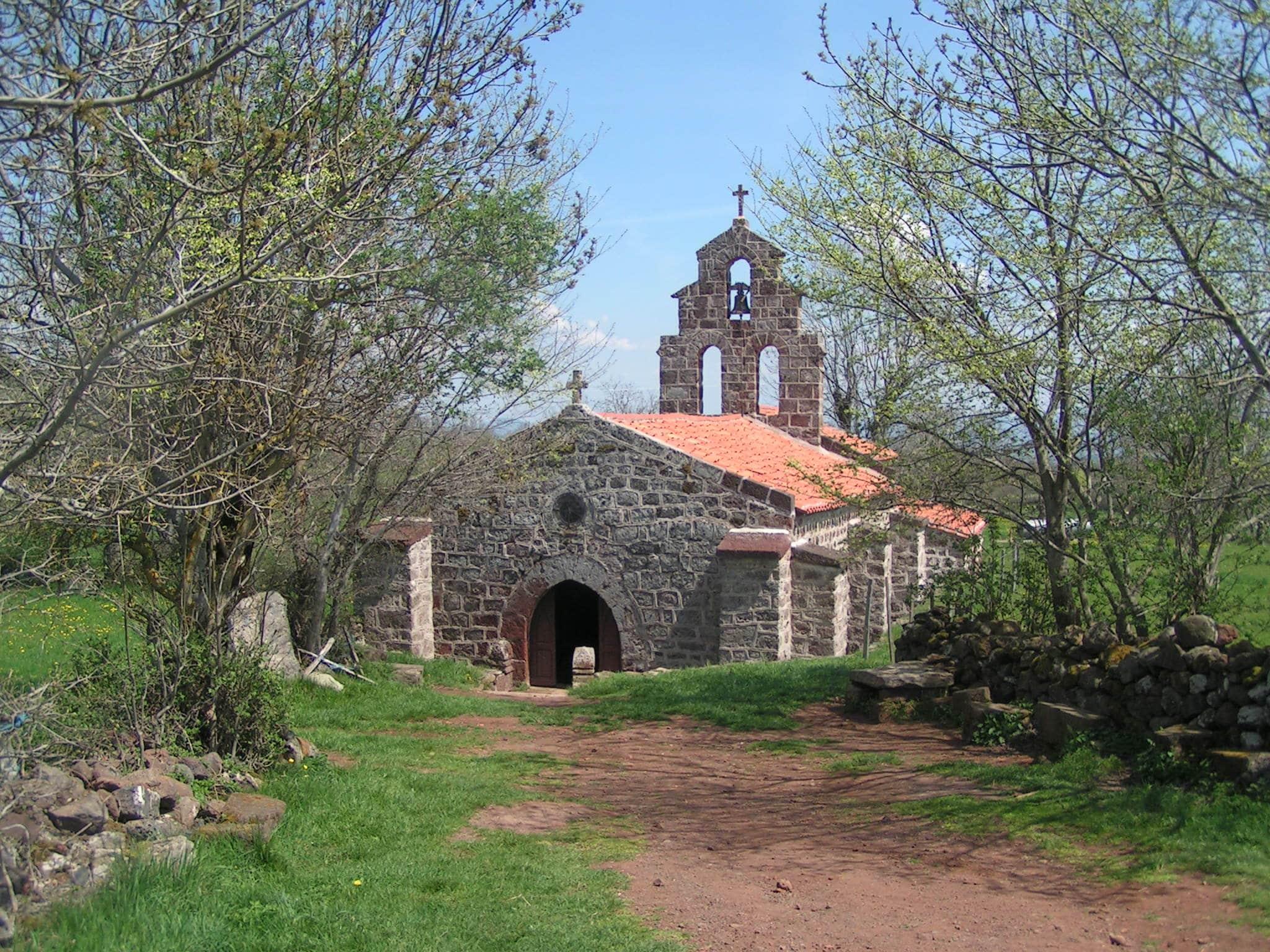 Chapel of St. Roch, Montbonnet, France