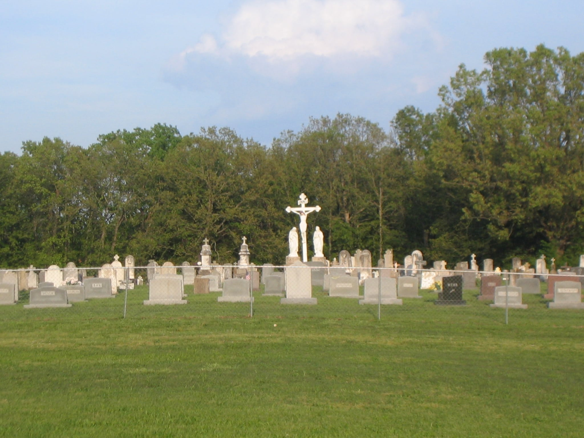Cemetery of St. Boniface Catholic Church, Koeltztown, MO