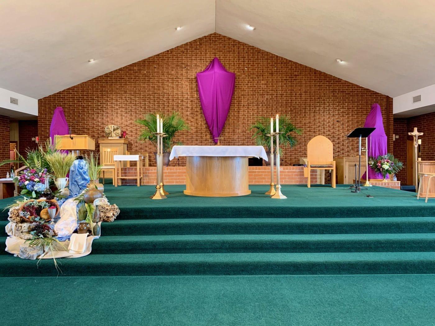 Holy Thursday Sanctuary