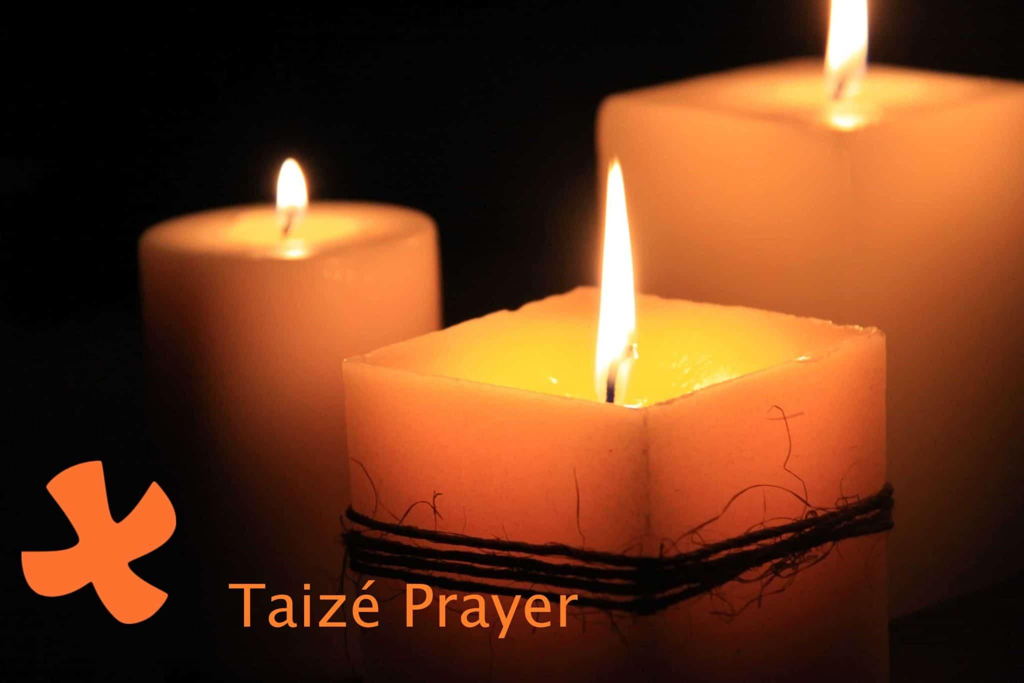 Taizé Prayer Candles